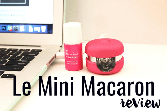 Le-Mini-Macaron-Review
