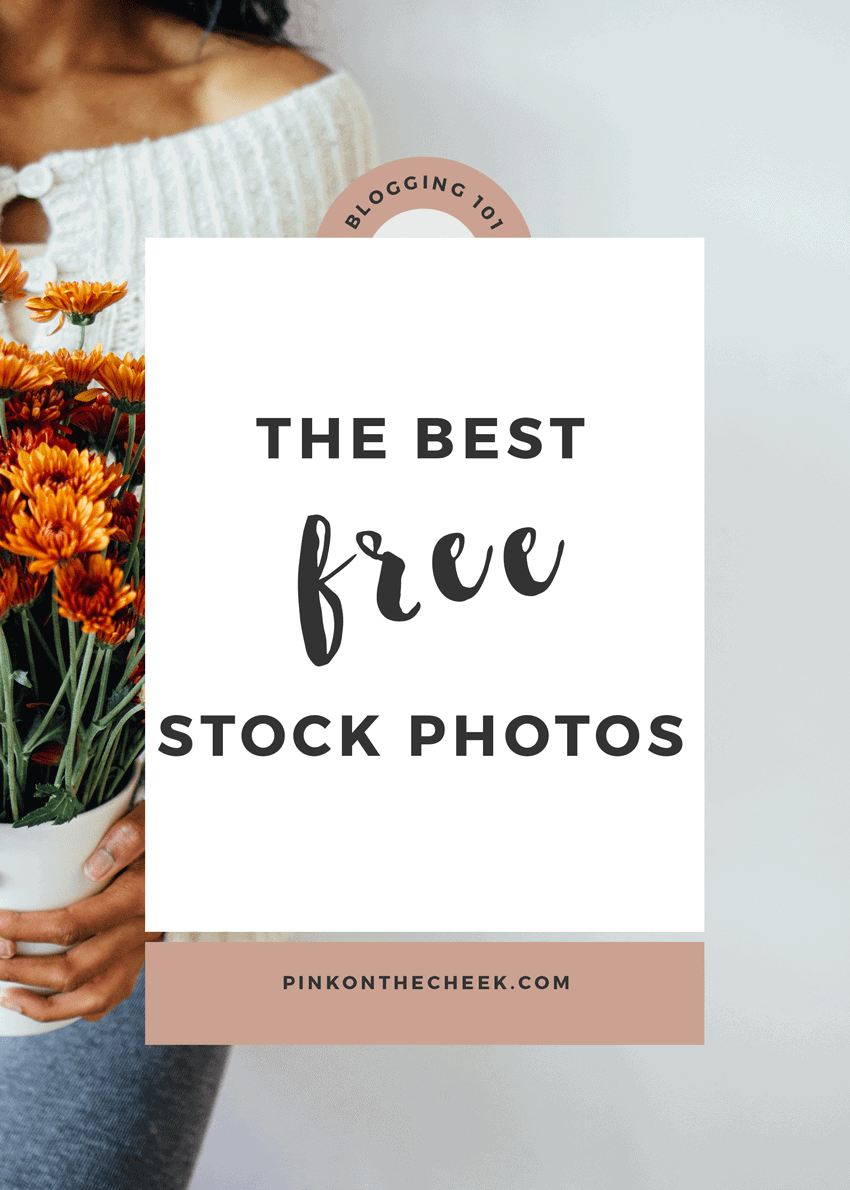 The best free stock photos to use for your blog or website.