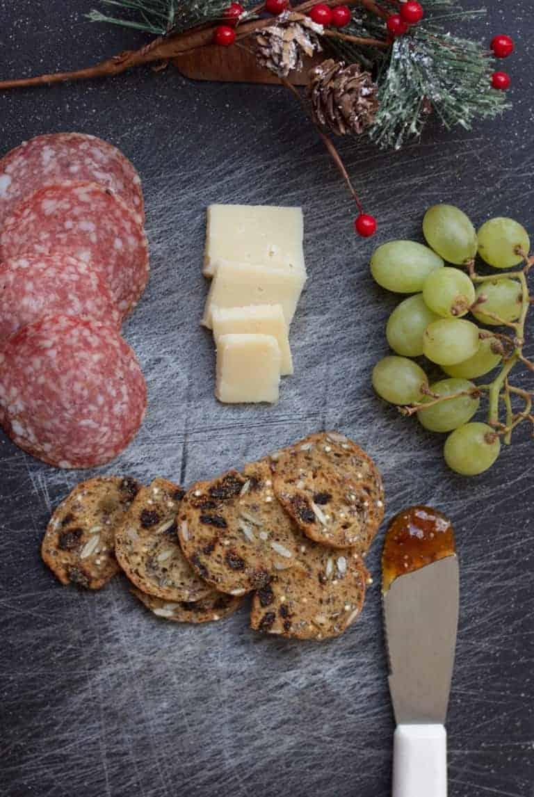 Easy Cheese Board Recipe