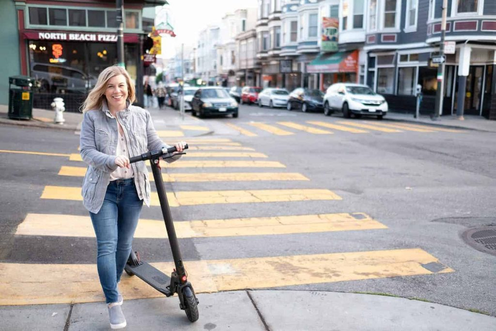 How to scooter around San Francisco with Gotrax