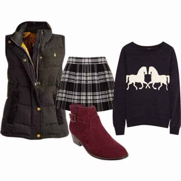 Joules Fall Style