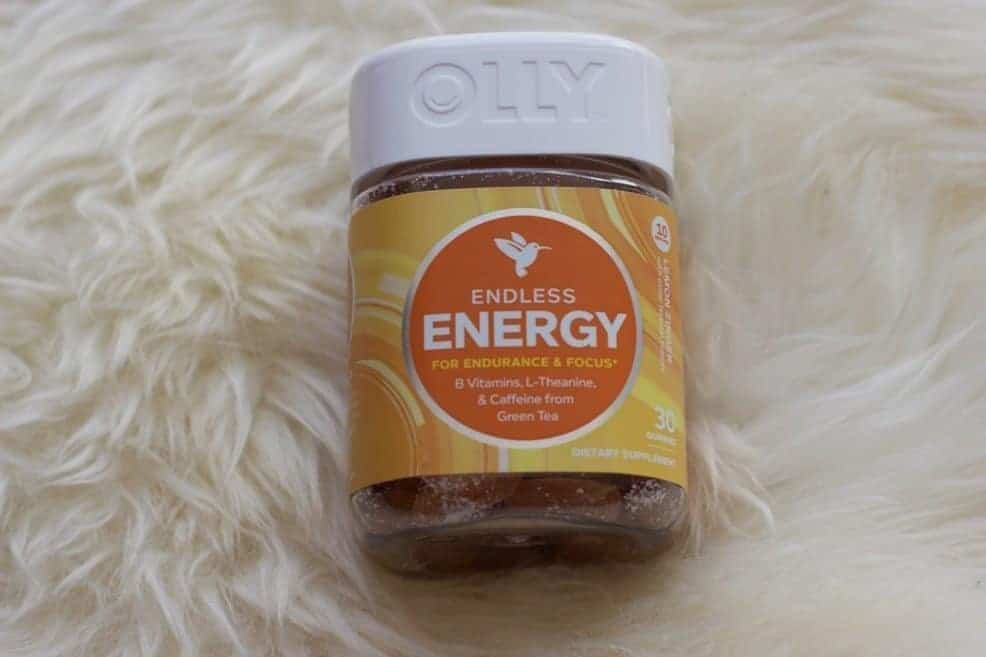 Olly Nutrition Endless Energy