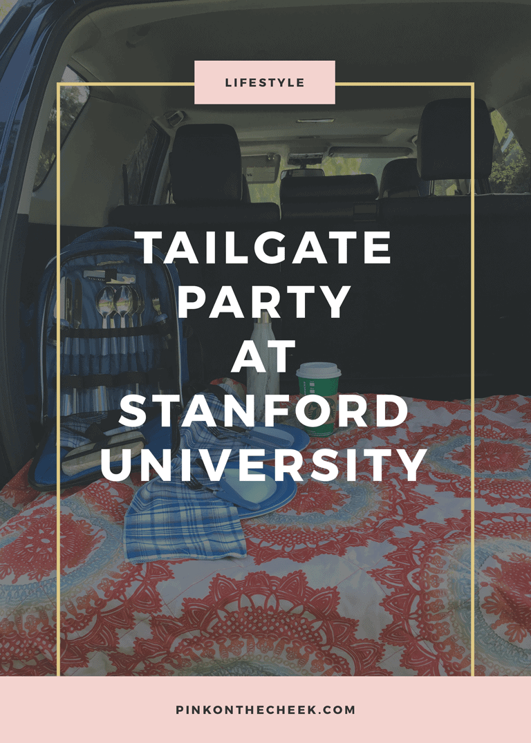Tailgate Party at Stanford University