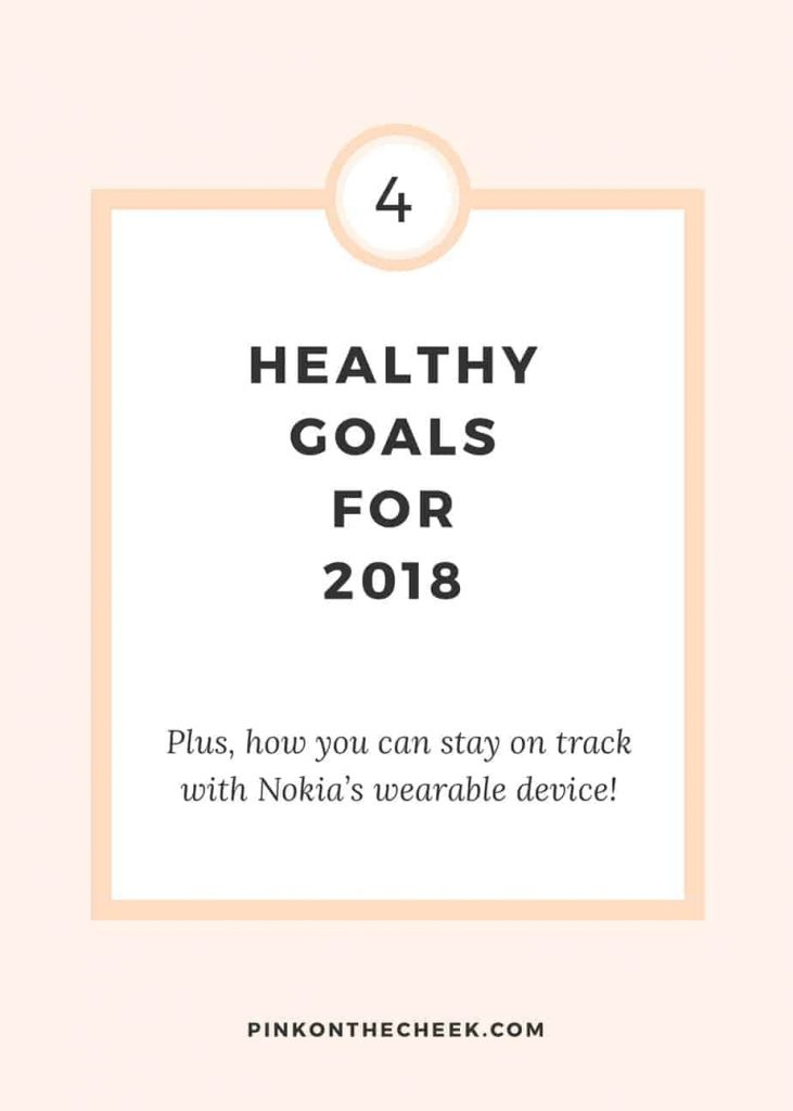 How I am staying healthy in 2018 thanks to the Nokia Steel HR.
