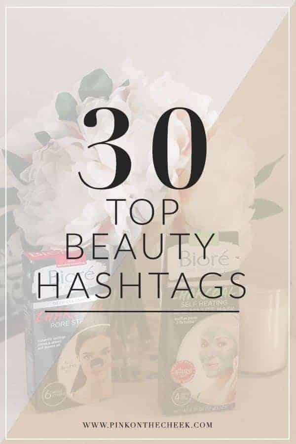 Top Beauty Hashtags
