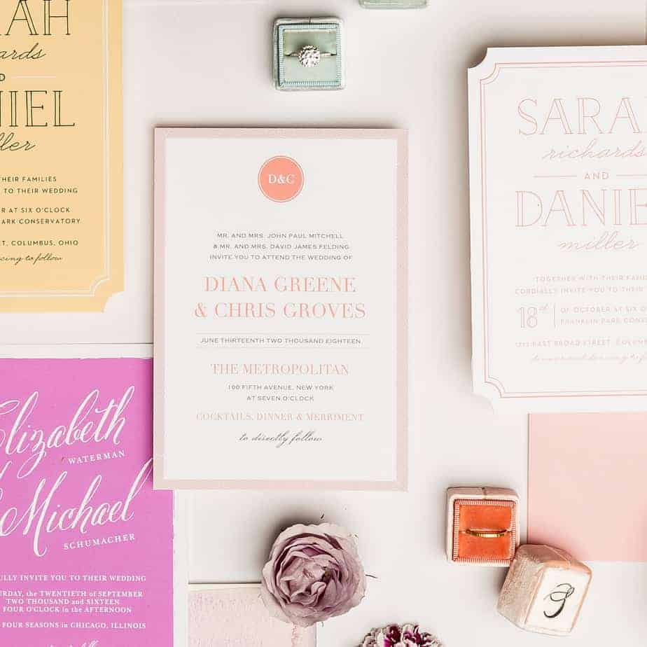 How to Take the Headache out of Wedding Invitations